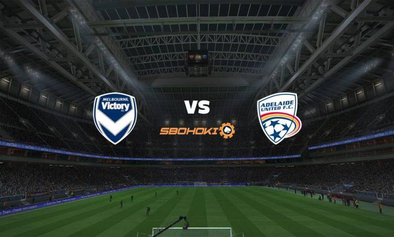 Live Streaming Melbourne Victory vs Adelaide United 13 Maret 2021 1