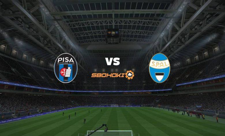 Live Streaming Pisa vs Spal 15 Maret 2021 1