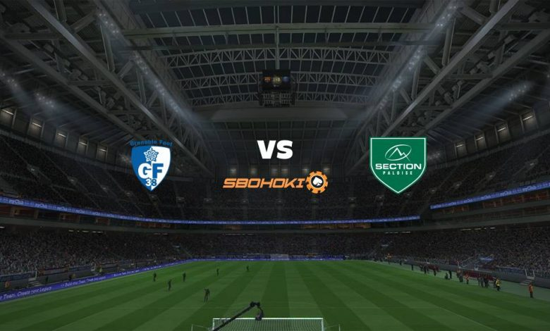 Live Streaming Grenoble vs Pau 13 Maret 2021 1