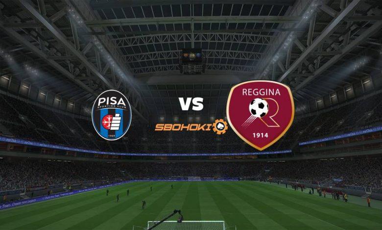 Live Streaming Pisa vs Reggina 6 Maret 2021 1
