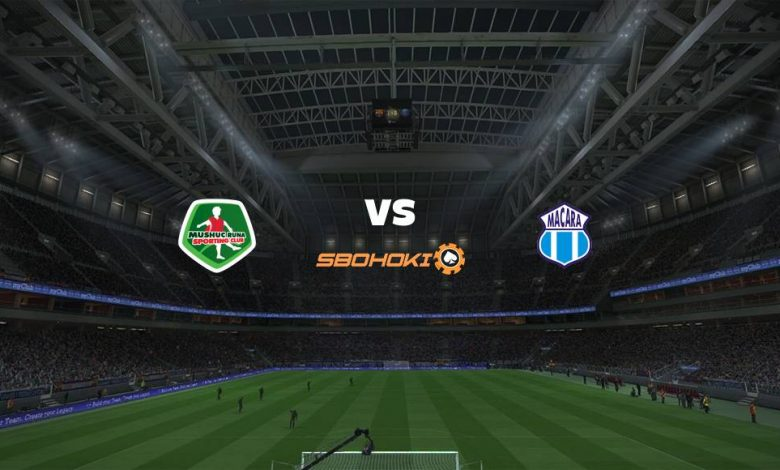 Live Streaming Mushuc Runa vs Macará 20 Maret 2021 1