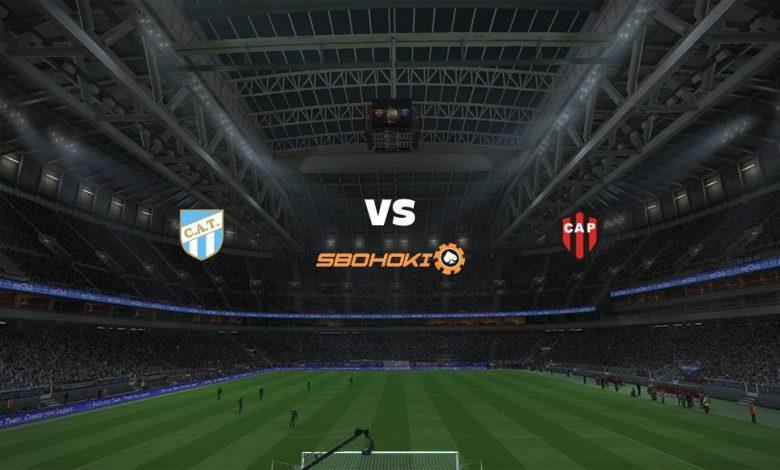Live Streaming Atlético Tucumán vs Patronato 15 Maret 2021 1
