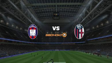 Photo of Live Streaming  Crotone vs Bologna 20 Maret 2021