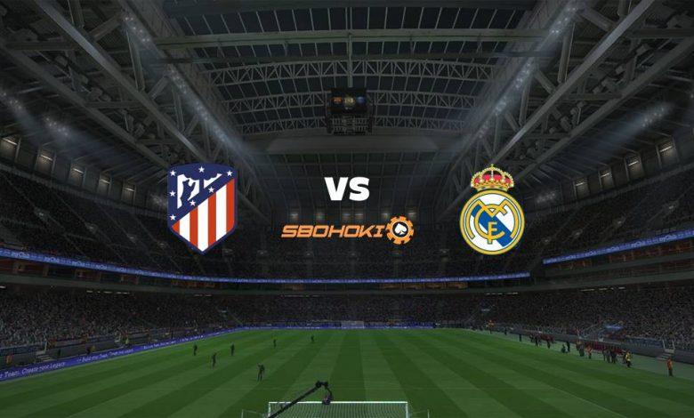 Live Streaming Atletico Madrid vs Real Madrid 7 Maret 2021 1