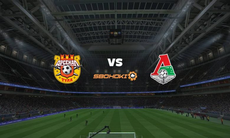 Live Streaming FC Arsenal Tula vs Lokomotiv Moscow 8 Maret 2021 1