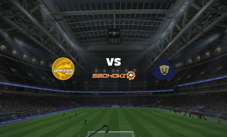 Live Streaming Dorados de Sinaloa vs Pumas Tabasco 10 Maret 2021 1