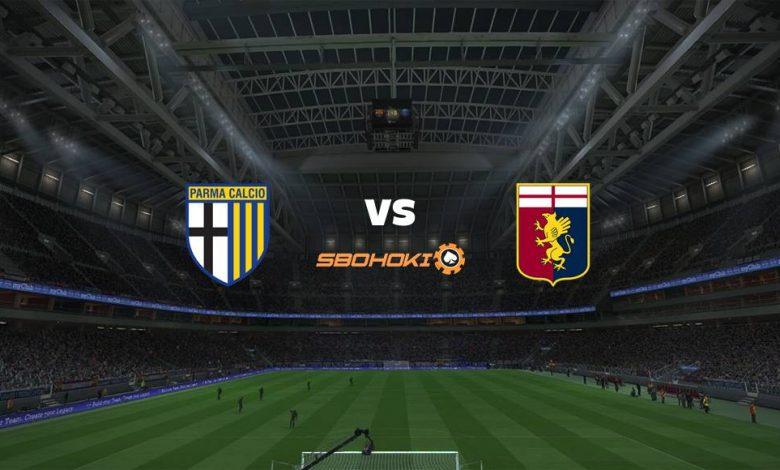 Live Streaming Parma vs Genoa 19 Maret 2021 1