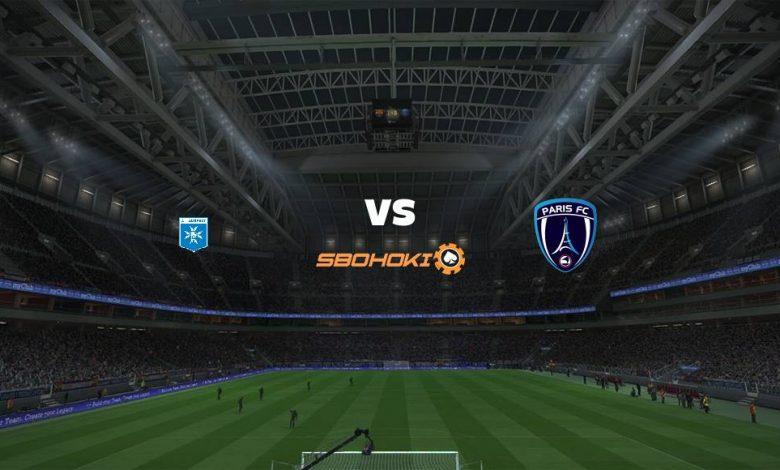 Live Streaming AJ Auxerre vs Paris FC 13 Maret 2021 1