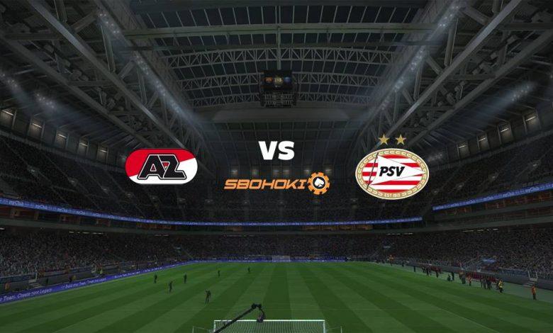 Live Streaming AZ Alkmaar vs PSV Eindhoven 21 Maret 2021 1
