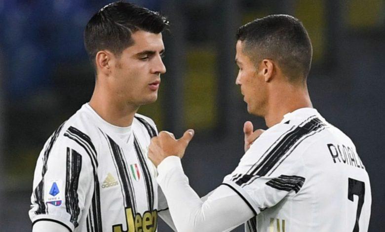 Prediksi Susunan Pemain Juventus vs Lazio Serie A Italia, Ronaldo & Morata Main 1