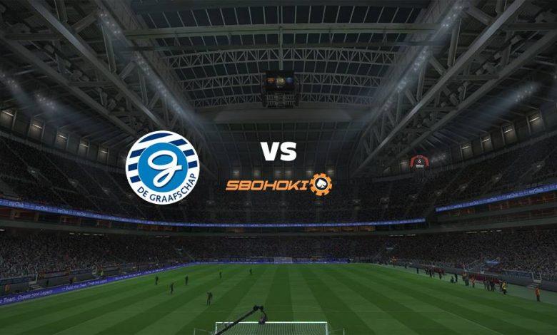 Live Streaming De Graafschap vs Excelsior 19 Maret 2021 1