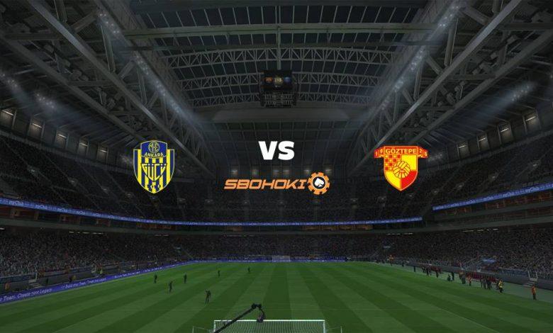 Live Streaming Ankaragucu vs Goztepe 14 Maret 2021 1