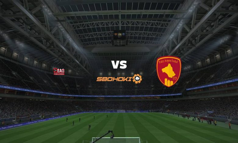 Live Streaming Guingamp vs Rodez Aveyron 20 Maret 2021 1