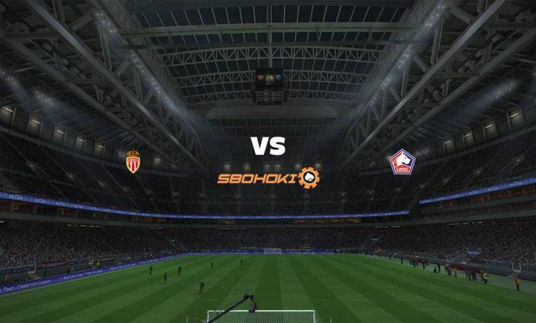 Live Streaming AS Monaco vs Lille 14 Maret 2021 1
