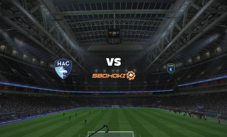 Live Streaming Le Havre AC vs Sochaux 20 Maret 2021 1