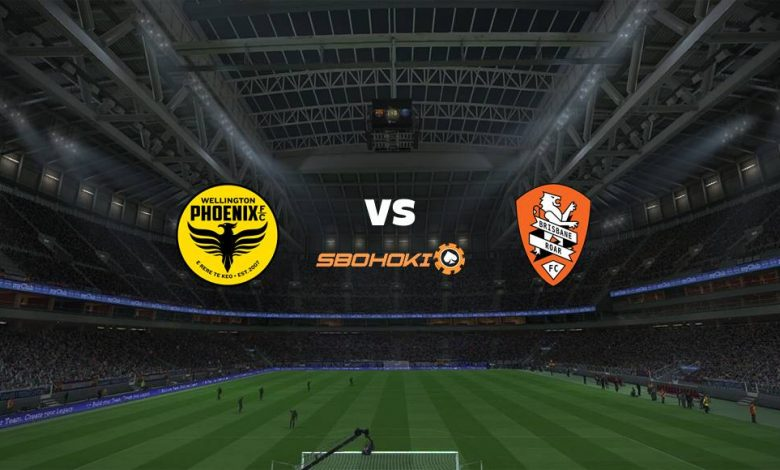 Live Streaming Wellington Phoenix FC vs Brisbane Roar 21 Maret 2021 1