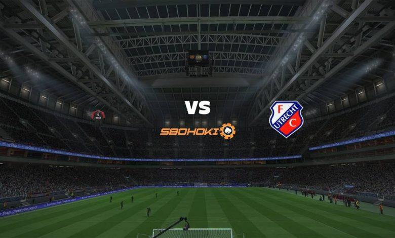 Live Streaming Excelsior vs Jong FC Utrecht 12 Maret 2021 1