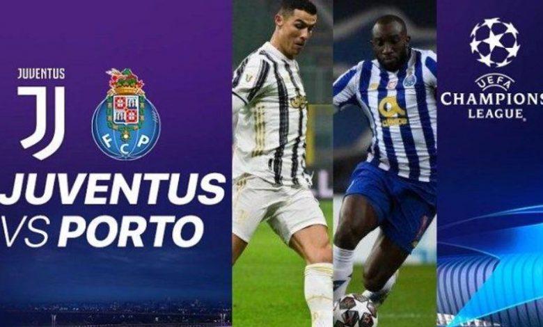 Streaming Juventus vs Porto: Nyonya Tua Mengincar Comeback 1