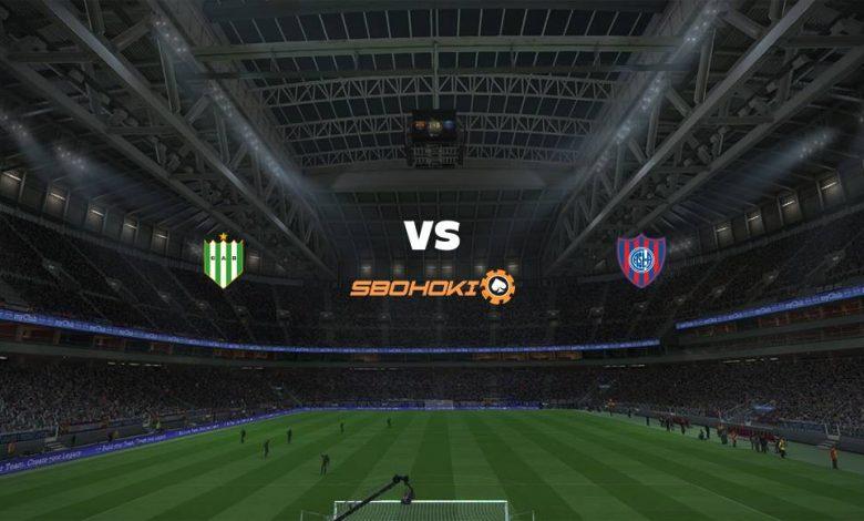 Live Streaming Banfield vs San Lorenzo 15 Maret 2021 1