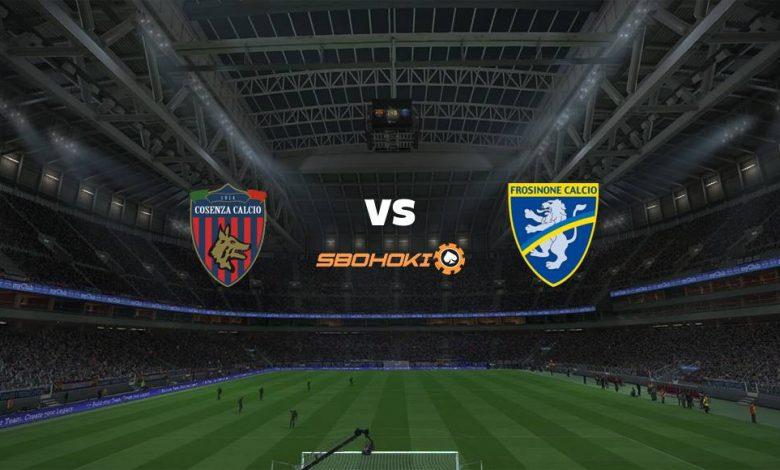 Live Streaming Cosenza vs Frosinone 6 Maret 2021 1