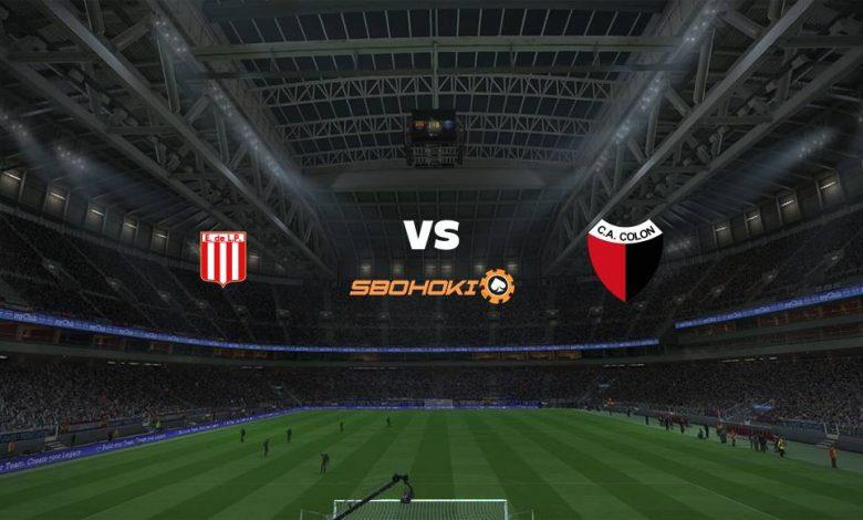 Live Streaming Estudiantes de La Plata vs Colón (Santa Fe) 14 Maret 2021 1