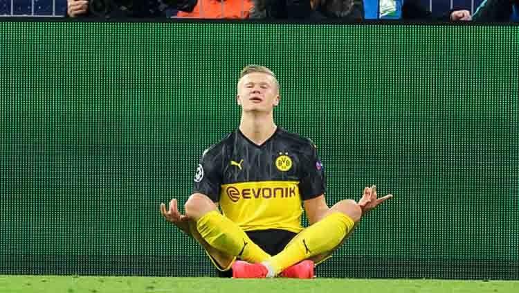 Solskjaer Sebut Masalah Haaland, Manchester United Urung rekrut Bintang Dortmund? 1