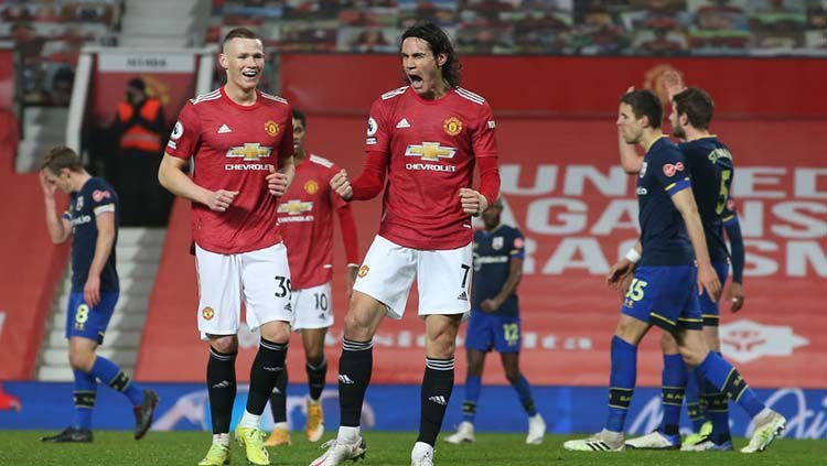 Edinson Cavani Bakal Cabut Dari Manchester United, Ini Penyebabnya 1