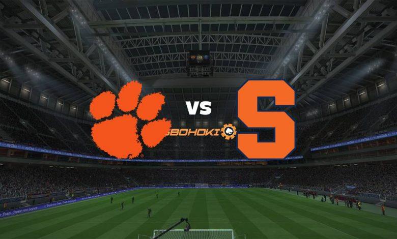 Live Streaming Clemson vs Syracuse 7 Maret 2021 1