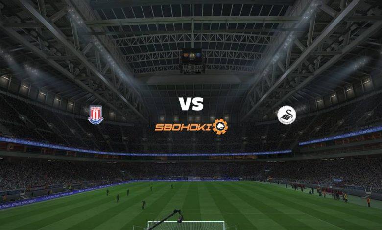 Live Streaming Stoke City vs Swansea City 3 Maret 2021 1