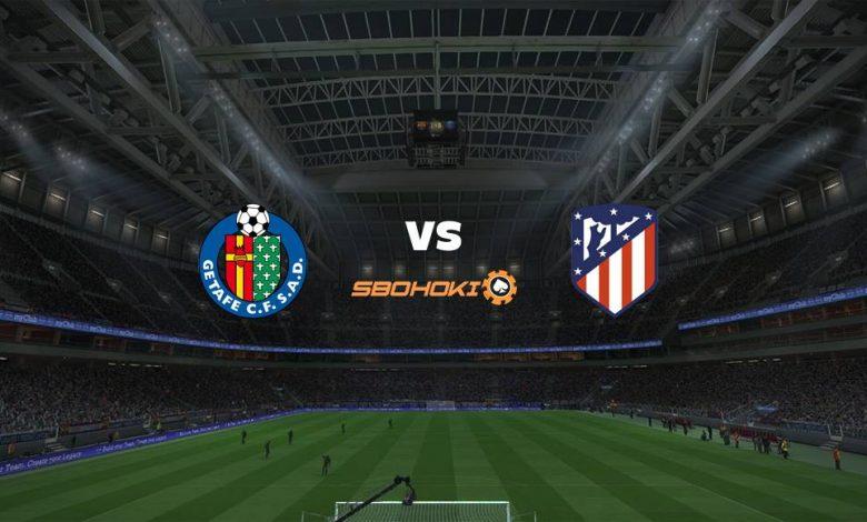 Live Streaming Getafe vs Atletico Madrid 13 Maret 2021 1