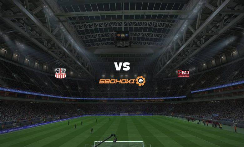 Live Streaming AC Ajaccio vs Guingamp 13 Maret 2021 1
