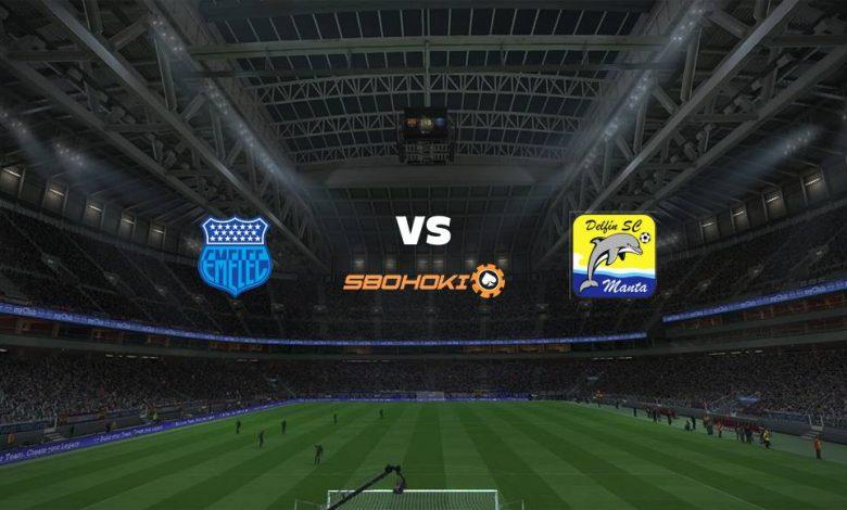 Live Streaming Emelec vs Delfín 7 Maret 2021 1