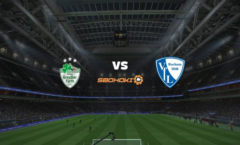 Live Streaming SpVgg Greuther Furth vs VfL Bochum 6 Maret 2021 1
