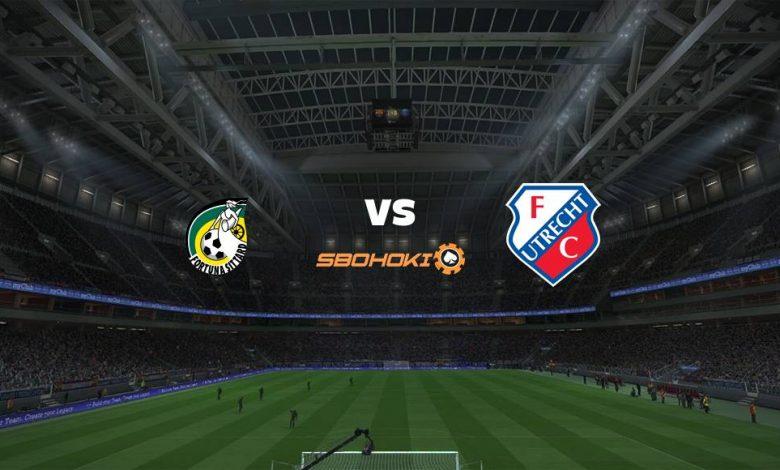 Live Streaming Fortuna Sittard vs FC Utrecht 20 Maret 2021 1
