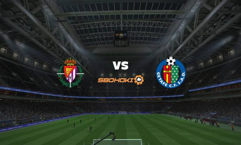 Live Streaming Valladolid vs Getafe 6 Maret 2021 1