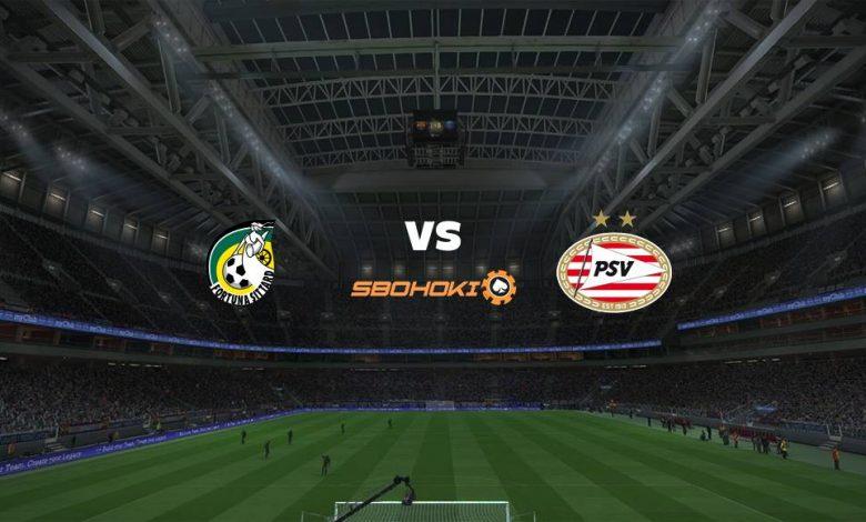 Live Streaming Fortuna Sittard vs PSV Eindhoven 7 Maret 2021 1