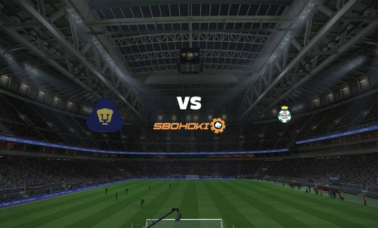 Live Streaming Pumas UNAM vs Santos Laguna 5 Maret 2021 1
