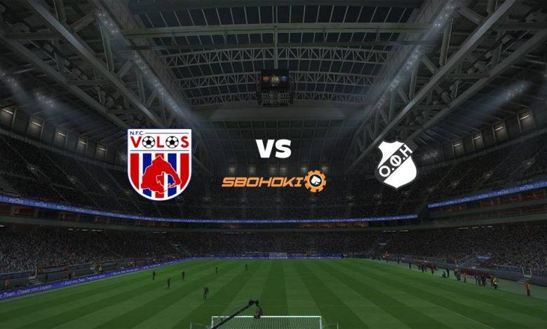 Live Streaming Volos NFC vs OFI Crete 20 Maret 2021 1