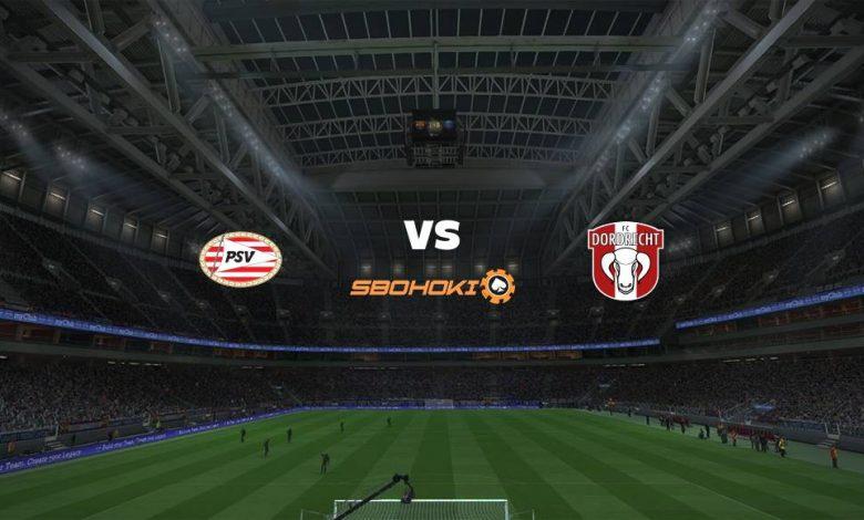 Live Streaming Jong PSV vs FC Dordrecht 9 Maret 2021 1