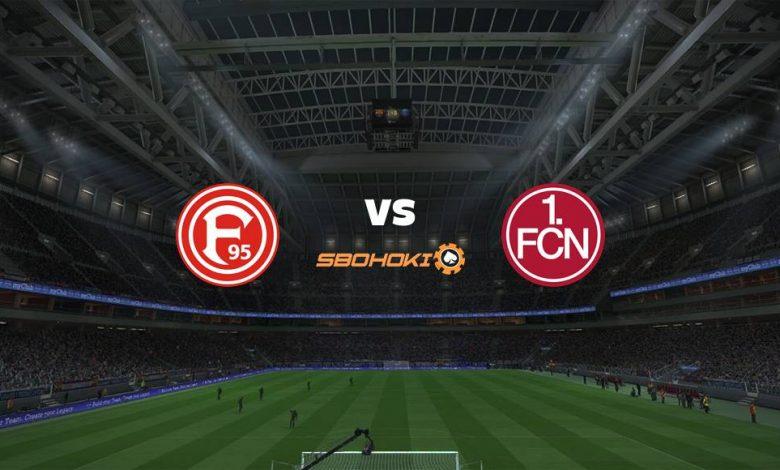 Live Streaming Fortuna Düsseldorf vs FC Nurnberg 7 Maret 2021 1