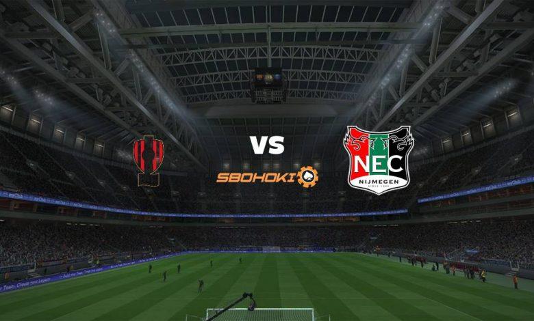 Live Streaming TOP Oss vs NEC Nijmegen 19 Maret 2021 1