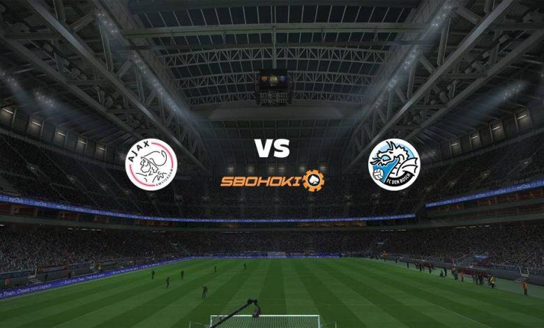 Live Streaming Jong Ajax vs FC Den Bosch 8 Maret 2021 1