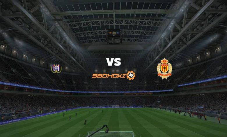 Live Streaming Anderlecht vs KV Mechelen 7 Maret 2021 1