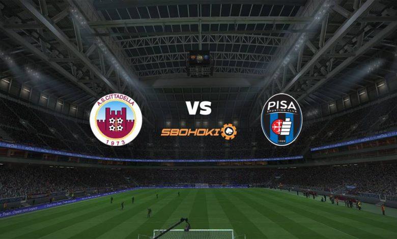 Live Streaming Cittadella vs Pisa 12 Maret 2021 1