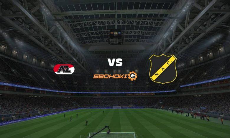 Live Streaming Jong AZ vs NAC Breda 8 Maret 2021 1