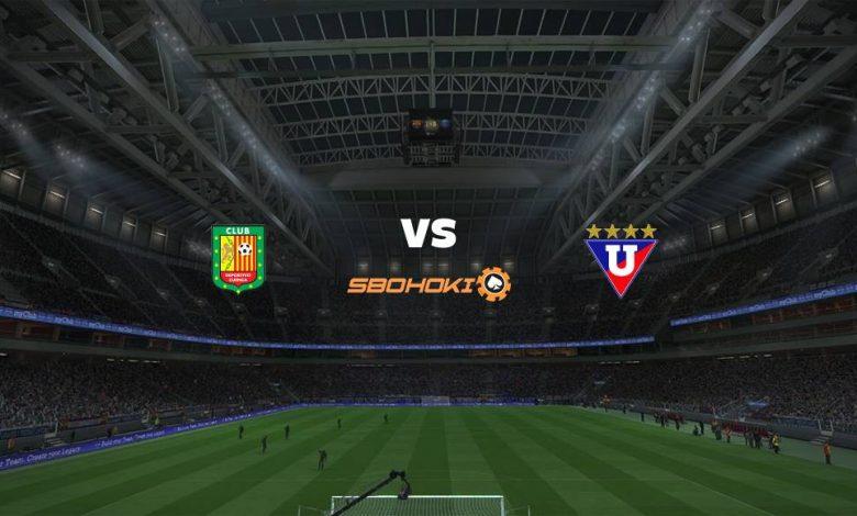 Live Streaming Deportivo Cuenca vs Liga de Quito 13 Maret 2021 1