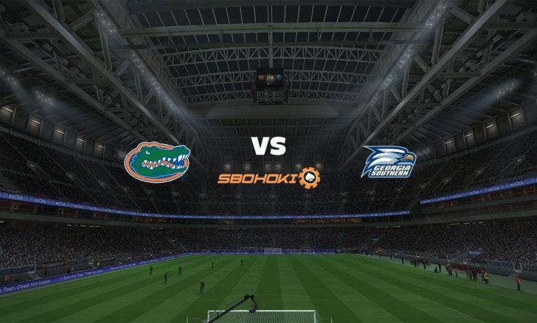 Live Streaming Florida Gators vs Georgia Southern 11 Maret 2021 1