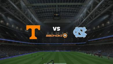 Photo of Live Streaming  Tennessee Volunteers vs North Carolina Tar Heels 14 Maret 2021