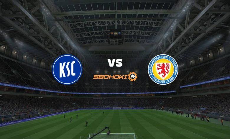 Live Streaming Karlsruher SC vs TSV Eintracht Braunschweig 14 Maret 2021 1