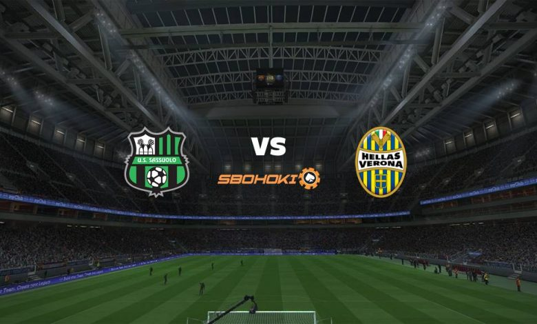 Live Streaming Sassuolo vs Hellas Verona 13 Maret 2021 1